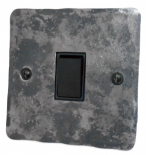 Flat Plate Rustic Rocker Light Switches